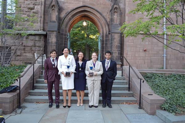 Speech And Debate Team Brings Home Honors From 23rd Yale Invitational