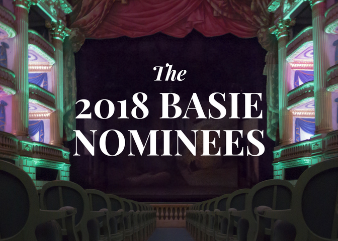 Basie Nomination announcement