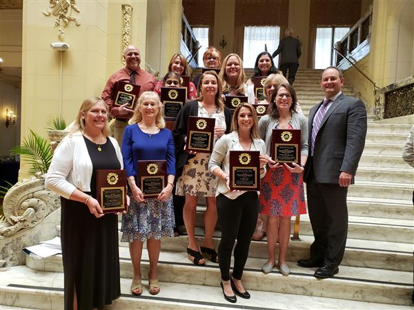 FRHSD Teacher & Educational Professionals of the Year Honored