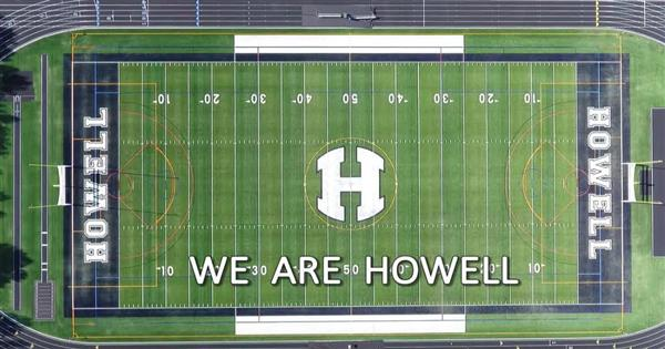 Howell's football stadium