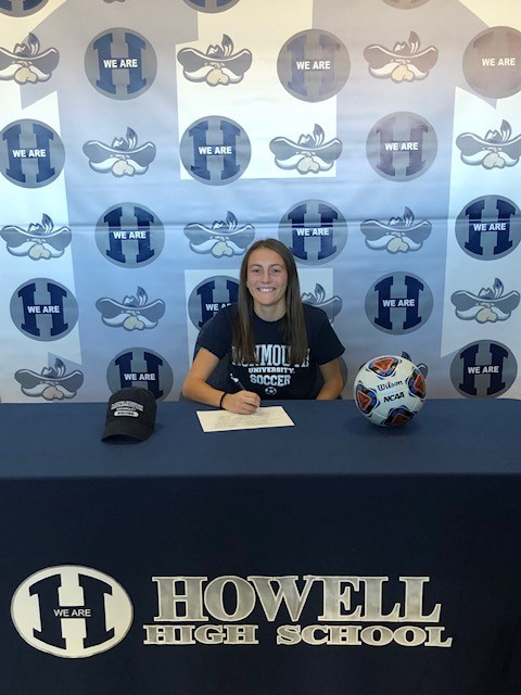 Jules Caccamo- Monmouth University, Women's Soccer