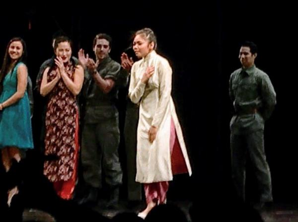 "Lianah Sta. Ana in ""Miss Saigon"""