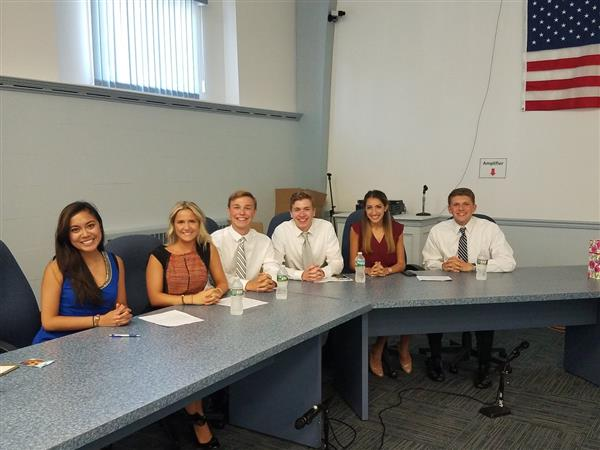 executive student cabinet