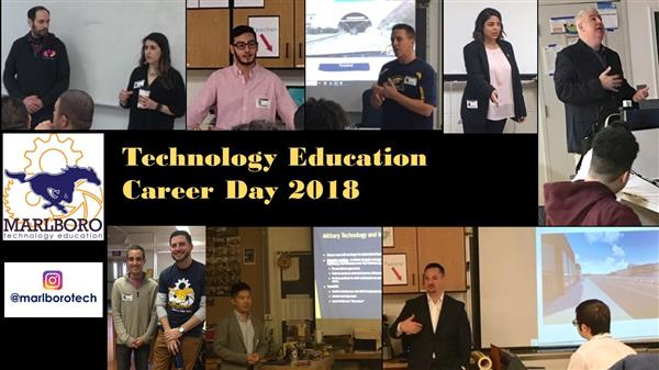 career day collage