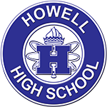 Howell High School crest