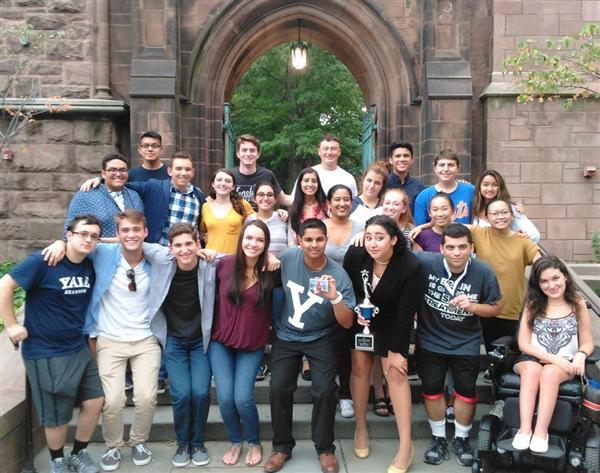 Fths Forensics Team Starts Season With Strong Showing At Yale