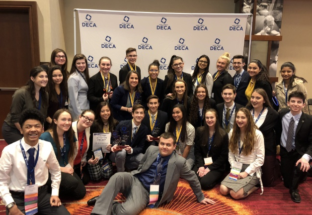 Colts Neck's DECA chapter