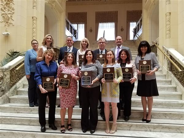 FRHSD Superintendent, Teachers & Educational Professionals of the Year Honored