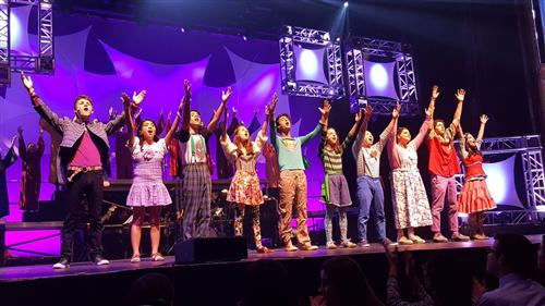 FRHSD Schools Win Big at the 12th Annual Basie Awards