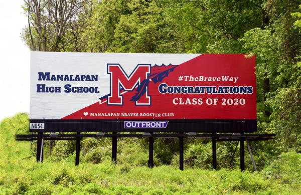 Billboard to the Class of 2020
