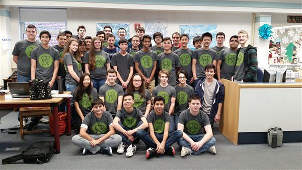 CyberPatriot participants